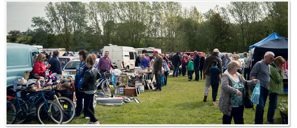 Thurton Autojumble
